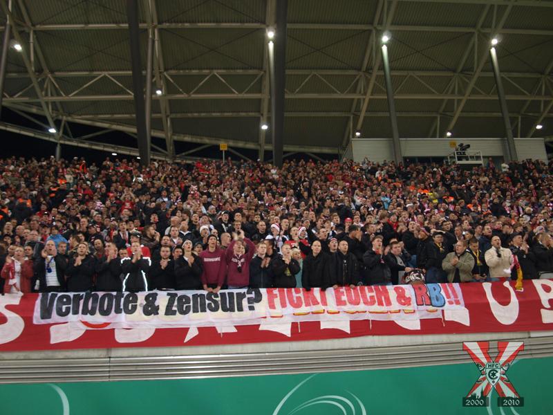 DFB-Pokal, 2. Runde: Hallescher FC vs. SV Duisburg