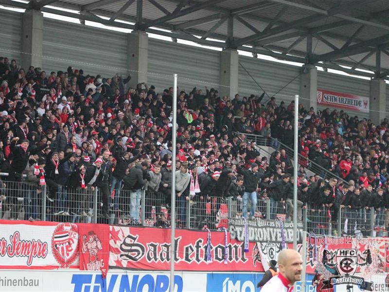 19. Spieltag: Hallescher FC vs. VfL Osnabrück
