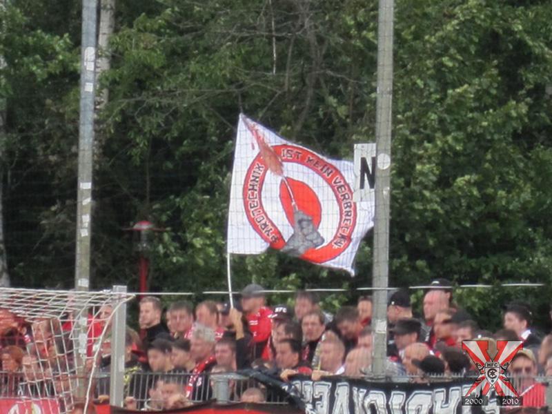 03. Spieltag: Zipsendorfer FC Meuselwitz vs. Hallescher FC