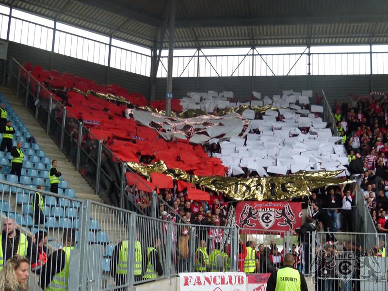 11. Spieltag: 1. FC Magdedorf vs. Hallescher FC