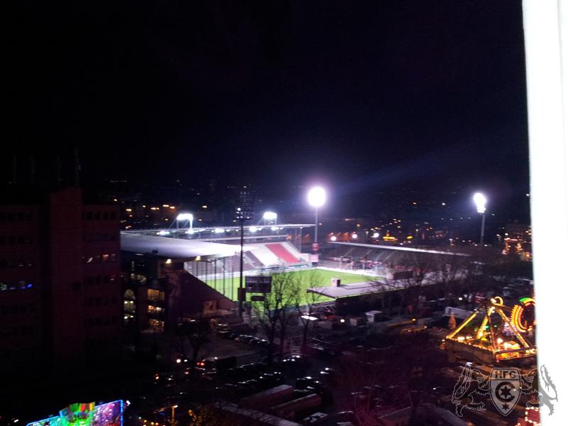 15. Spieltag: FC St. Pauli II vs. Hallescher FC