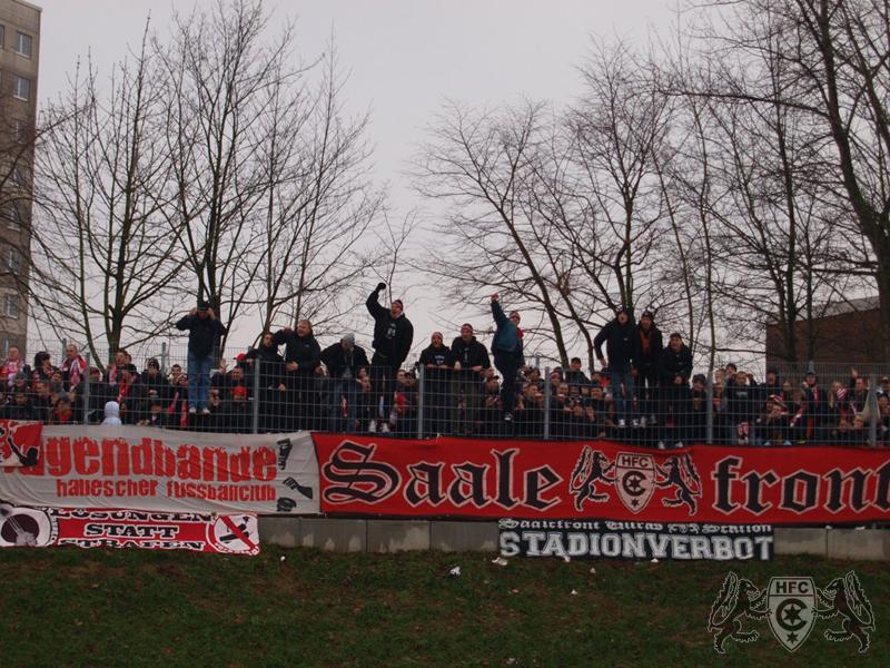 20. Spieltag: Hallescher FC vs. Zipsendorfer FC Meuselwitz