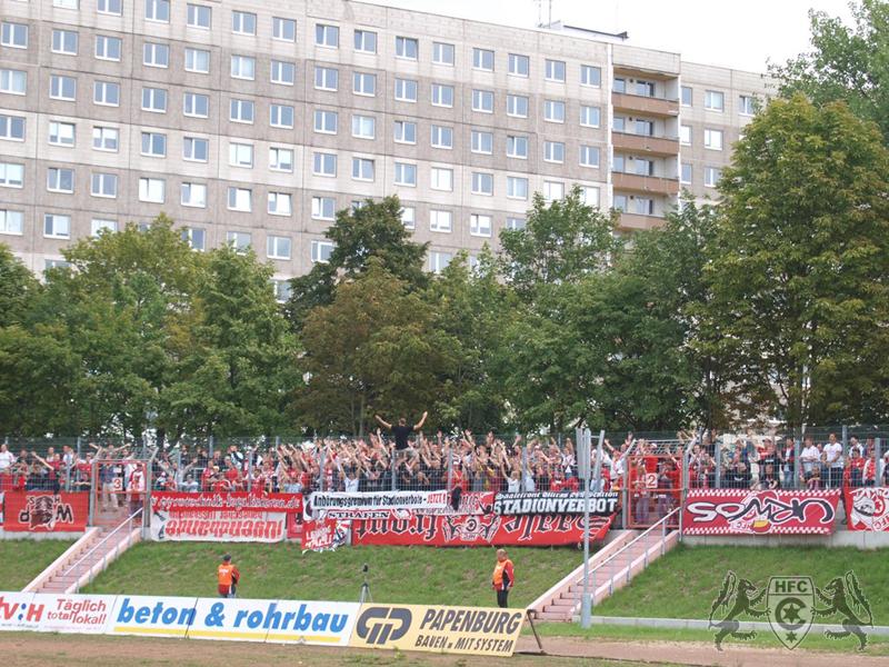 01. Spieltag: Hallescher FC vs. Holstein Kiel