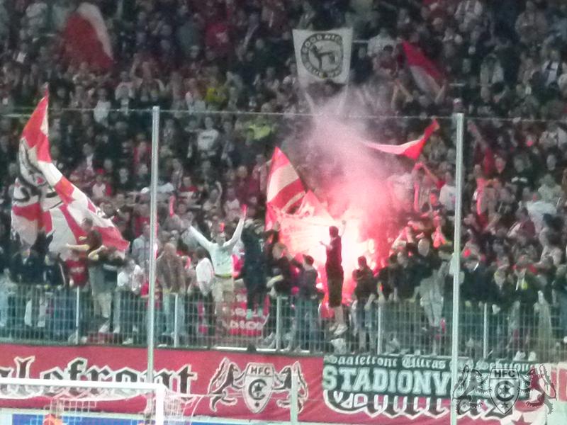 24. Spieltag: Hallescher FC vs. Hamburger SV II