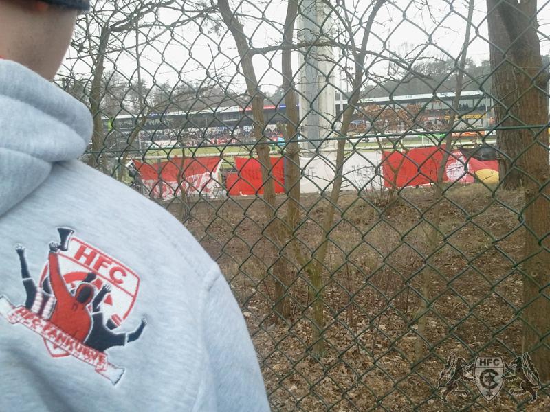 23. Spieltag: SV Meppen 1912 vs. Hallescher FC