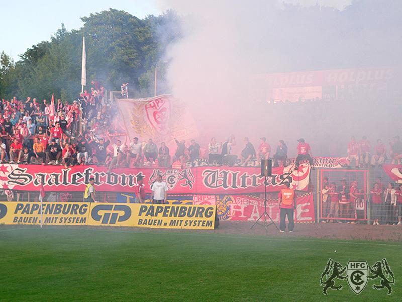 30. Spieltag: Hallescher FC vs. Hansa Rostock II