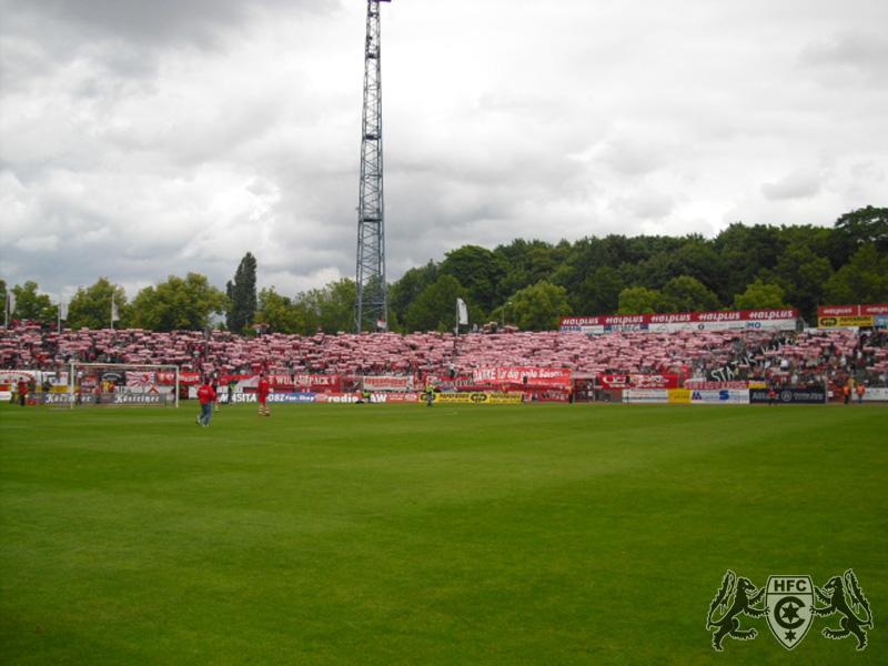 34. Spieltag: Hallescher FC vs. VFC Plauen