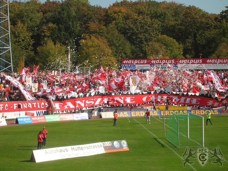 6. Spieltag: Hallescher FC vs. FC Sachsen Leipzig