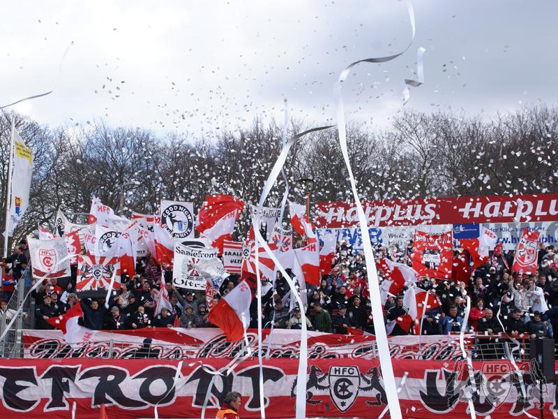 20. Spieltag: Hallescher FC vs. FC Carl Zeiss Jena II