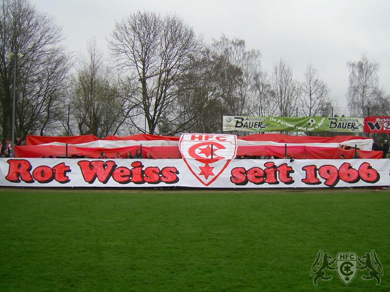 23. Spieltag: VfB Auerbach vs. Hallescher FC