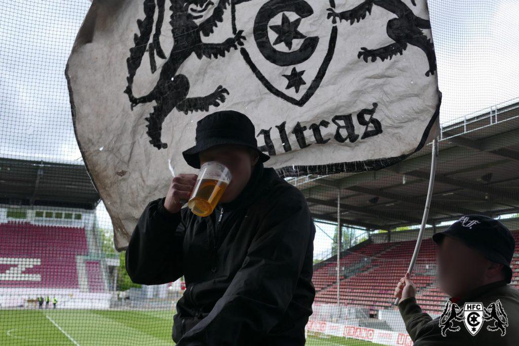 34. Spieltag: FSV Mainz 05 II vs. Hallescher FC