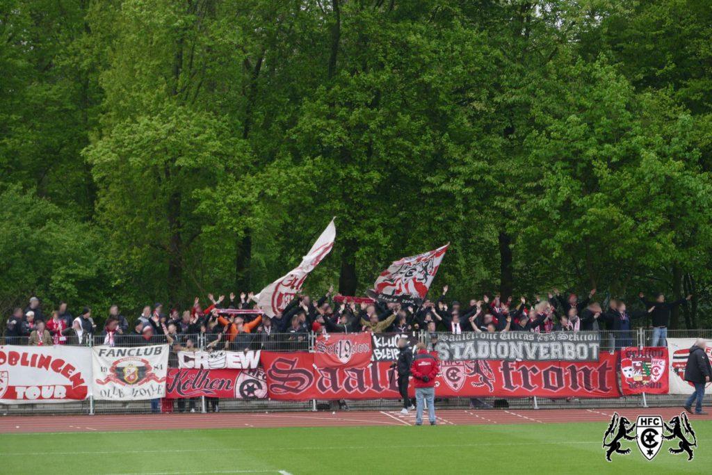 36. Spieltag: SV Werder Bremen II vs. Hallescher FC
