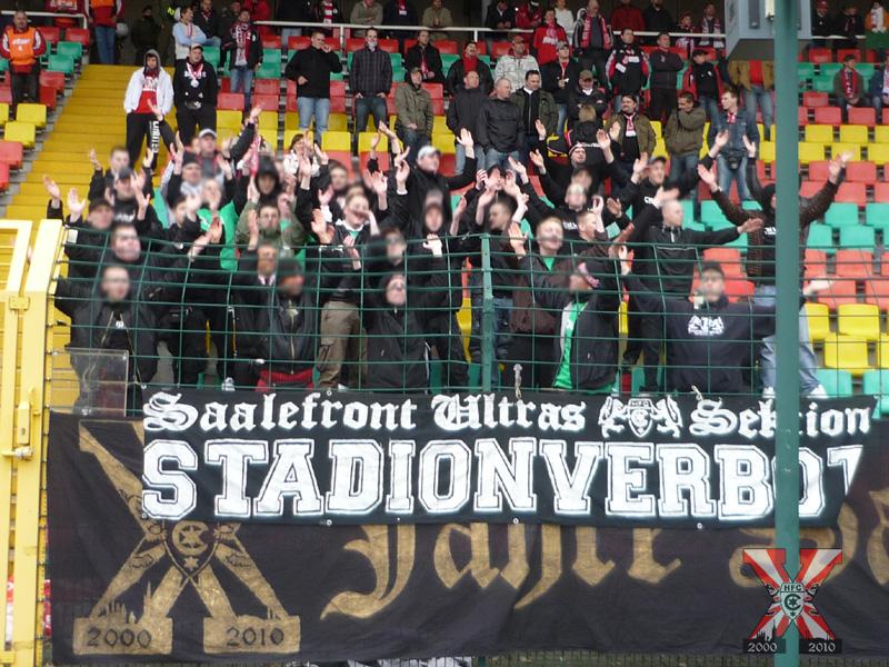28. Spieltag: Türkiyemspor Berlin vs. Hallescher FC