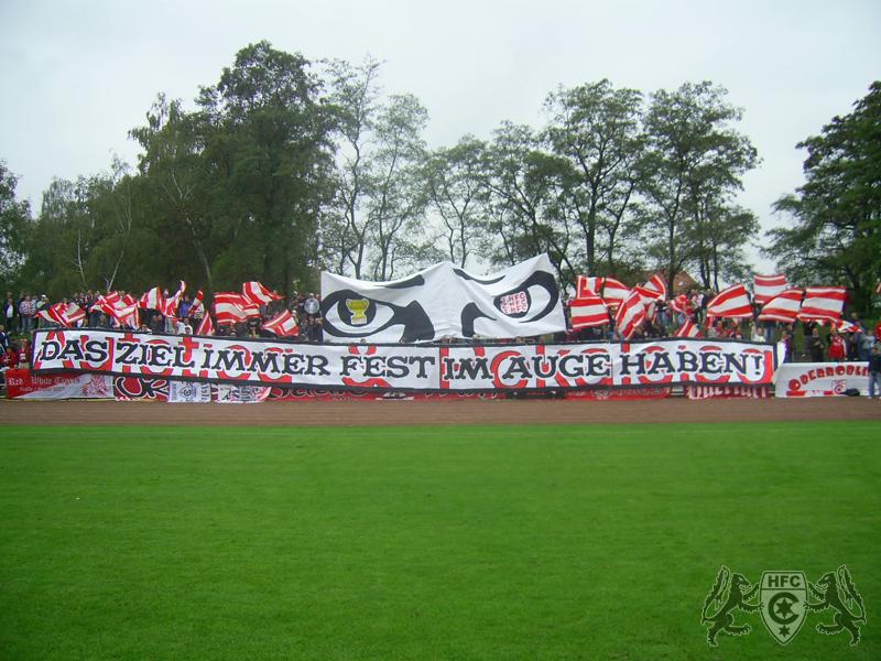 FSA-Pokal, 2. Runde: Naumburger SV 05 vs. Hallescher FC