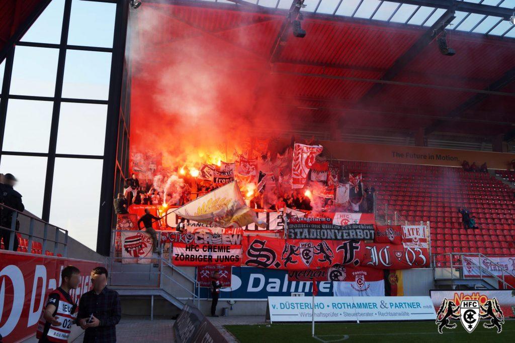 3. Spieltag: SSV Jahn Regensburg vs. Hallescher FC