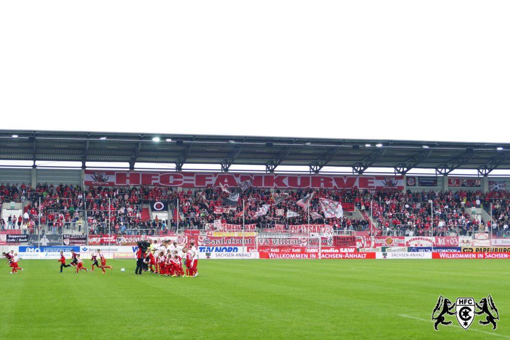 7. Spieltag: Hallescher FC vs. FSV Frankfurt