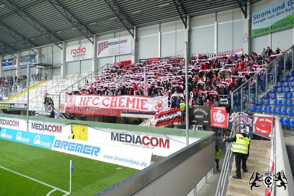 12. Spieltag: SC Paderborn 07 vs. Hallescher FC