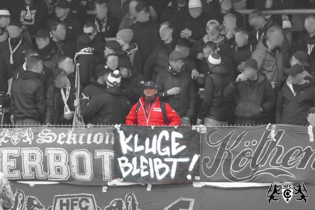 28. Spieltag: Sportfreunde Lotte vs. Hallescher FC