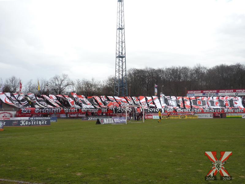 25. Spieltag: Hallescher FC vs. ZFC Meuselwitz