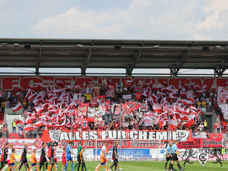 3. Spieltag: Hallescher FC vs. SV Wehen Wiesbaden
