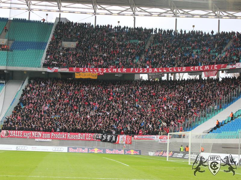 21. Spieltag: RB Leipzig vs. Hallescher FC