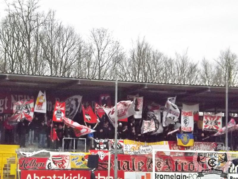 24. Spieltag: SV Elversberg vs. Hallescher FC