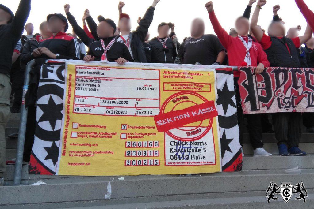 8. Spieltag: VfR Aalen vs. Hallescher FC