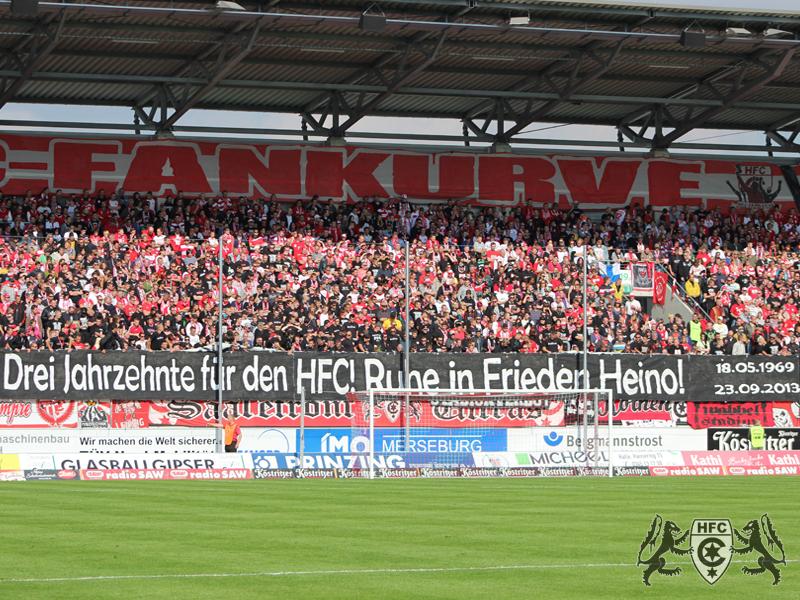 11. Spieltag: Hallescher FC vs. Chemnitzer FC