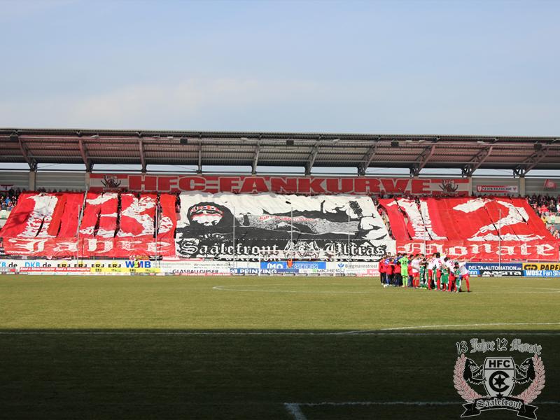 27. Spieltag: Hallescher FC vs. SpVgg Unterhaching