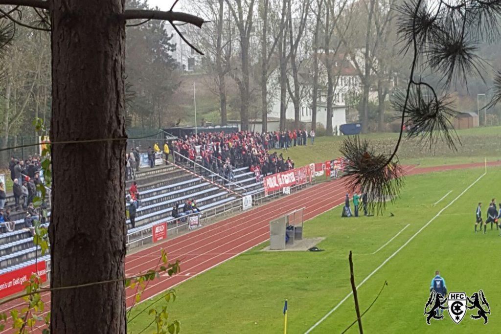 FSA-Pokal, 2. Runde: 1.FC Weißenfels vs. Hallescher FC