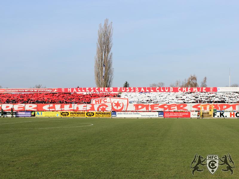 FSA-Pokal, Achtelfinale: VfL Halle 96 vs. Hallescher FC