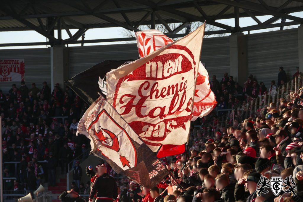 17. Spieltag: Hallescher FC vs. SV Werder Bremen II