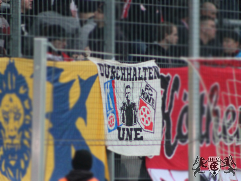 20. Spieltag: Hallescher FC vs. FC Rot-Weiss Erfurt