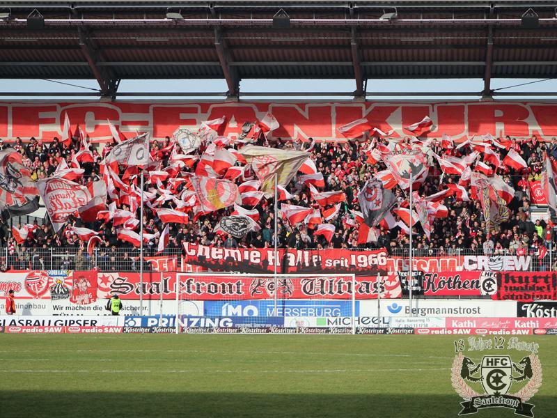 23. Spieltag: Hallescher FC vs. Holstein Kiel