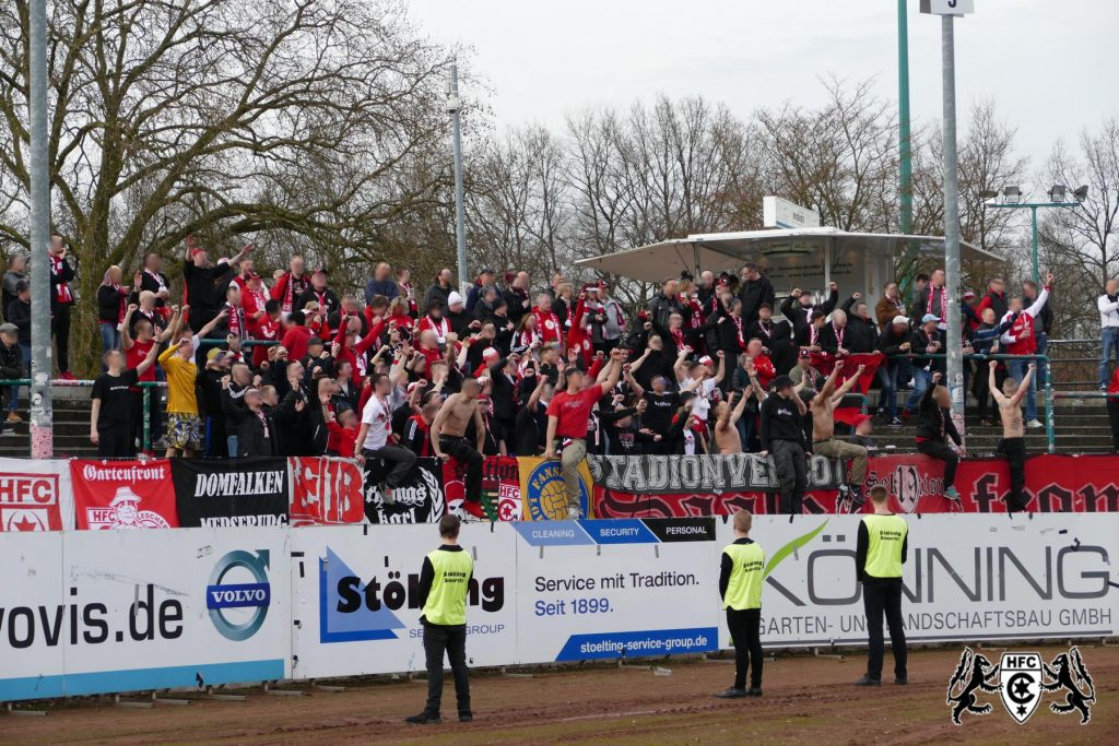 25. Spieltag: SC Preußen Münster vs. Hallescher FC
