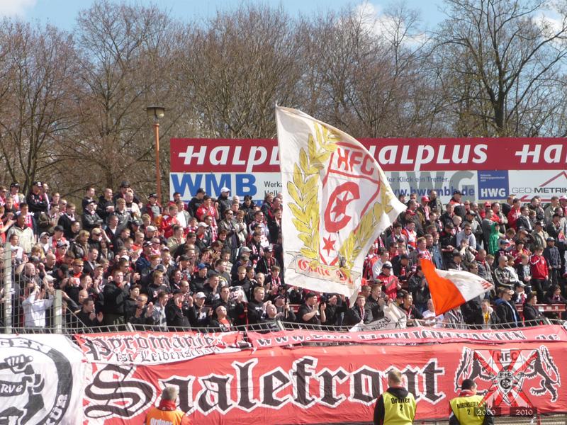 27. Spieltag: Hallescher FC vs. Hamburger SV II