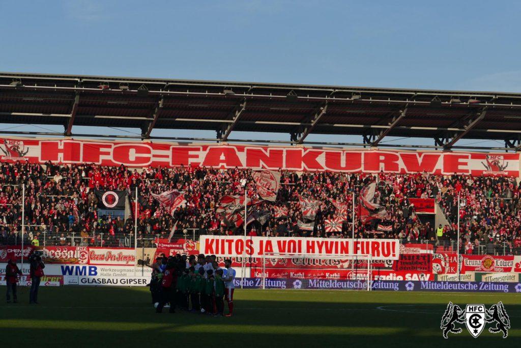 19. Spieltag: Hallescher FC vs. Holstein Kiel