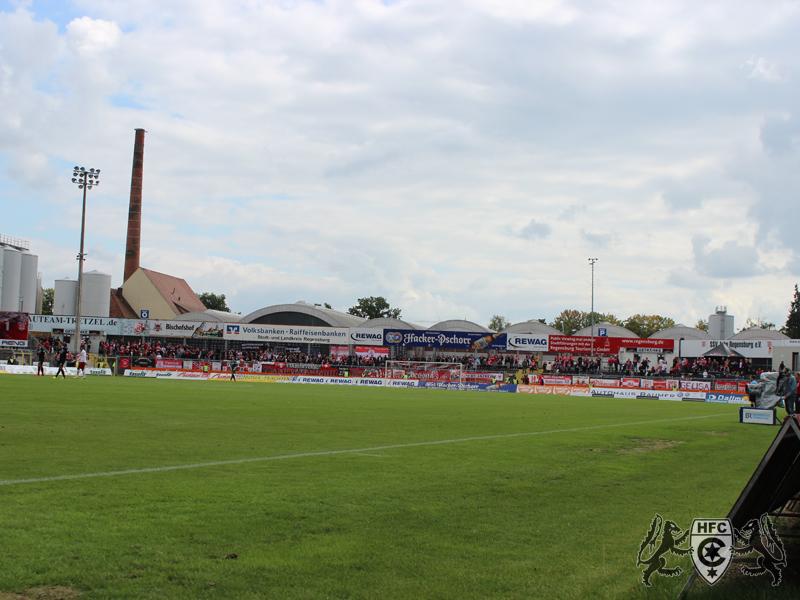 10. Spieltag: SSV Jahn Regensburg vs. Hallescher FC