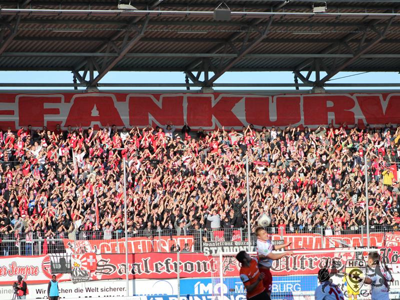 13. Spieltag: Hallescher FC vs. SV Darmstadt 98