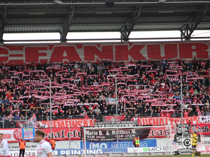 29. Spieltag: Hallescher FC vs. SSV Jahn Regensburg
