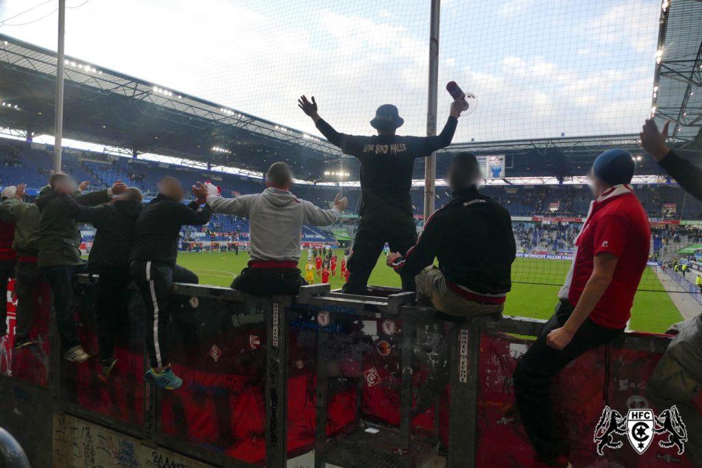 14. Spieltag: MSV Duisburg vs. Hallescher FC