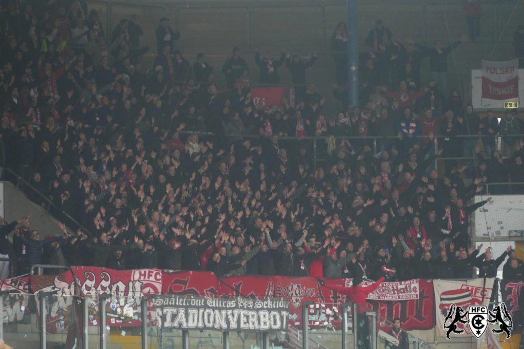 23. Spieltag: FC Hansa Rostock vs. Hallescher FC