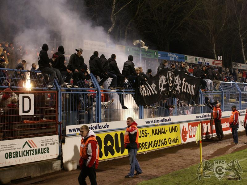 17. Spieltag: Chemnitzer FC vs. Hallescher FC
