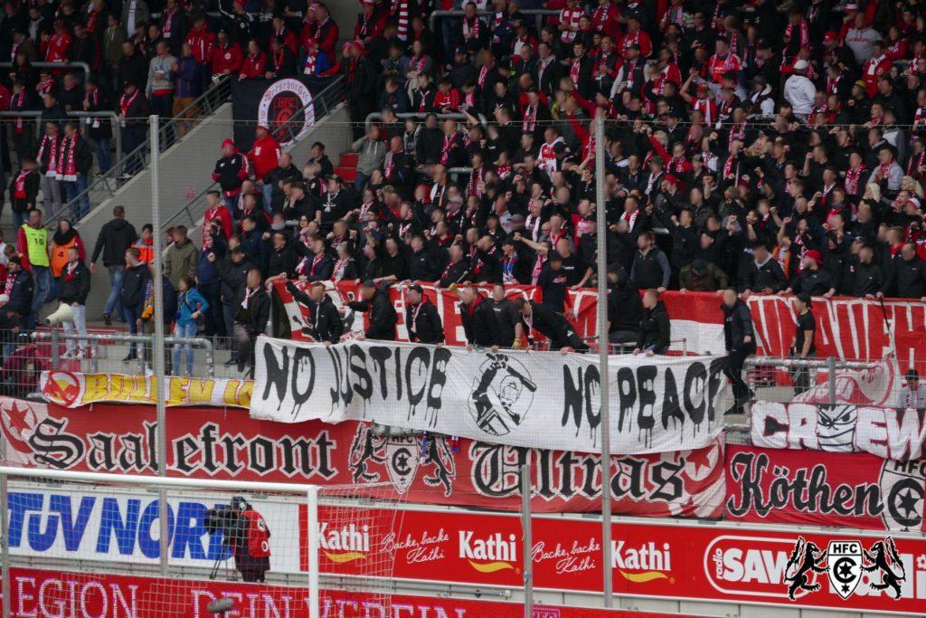 33. Spieltag: Hallescher FC vs. MSV Duisburg