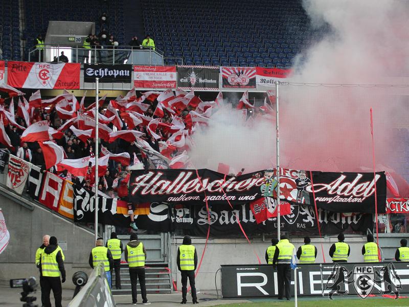 17. Spieltag: MSV Duisburg vs. Hallescher FC