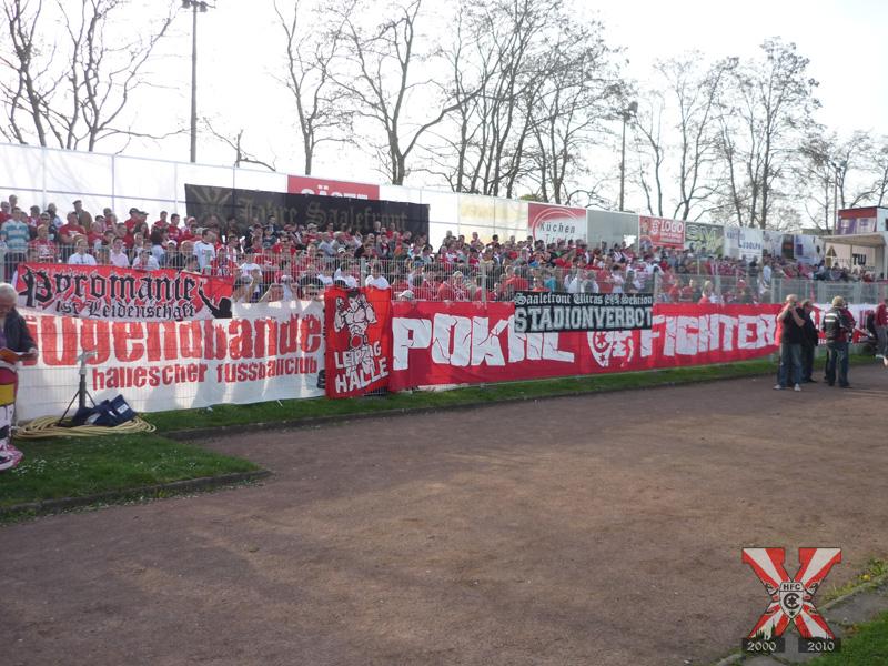 FSA-Pokal, Viertelfinale: BSV Halle-Ammendorf vs. Hallescher FC