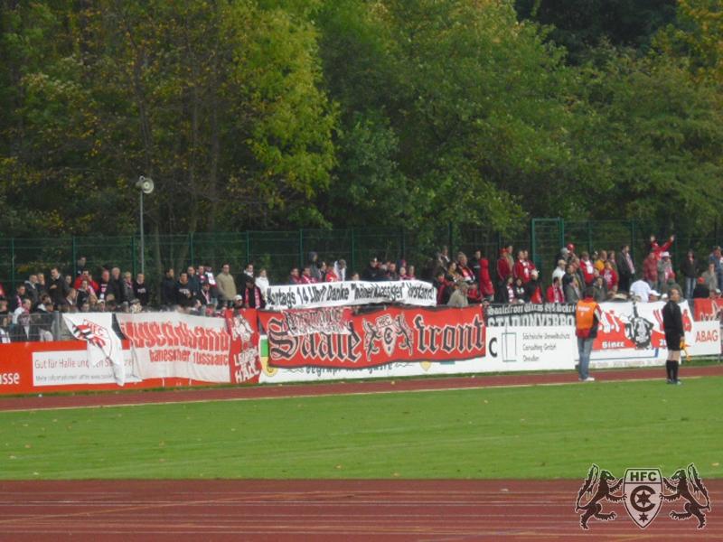 FSA-Pokal, 1. Runde: SV Braunsbedra vs. Hallescher FC