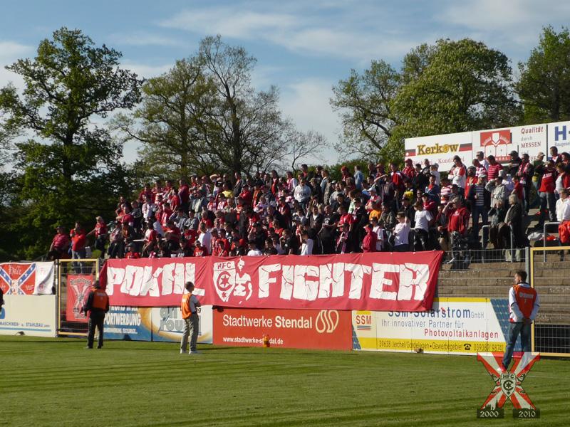 FSA-Pokal, Halbfinale: 1.FC Lok Stendal vs. Hallescher FC