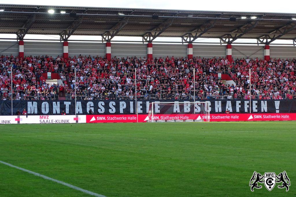 5. Spieltag: Hallescher FC vs. FC Bayern II