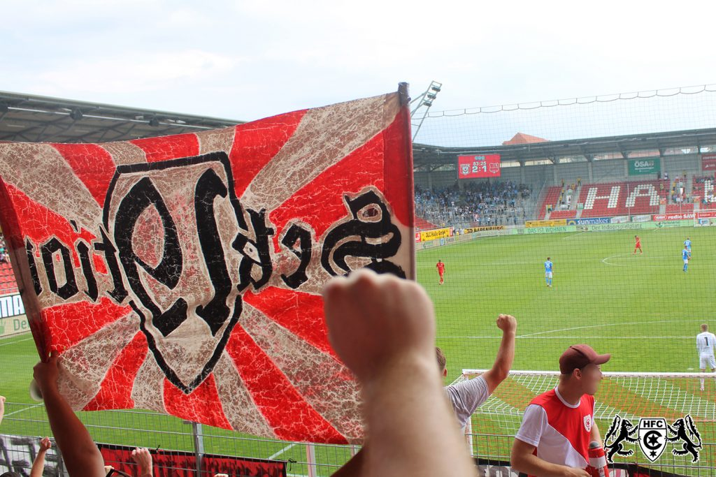 4. Spieltag: Hallescher FC vs. Chemnitzer FC